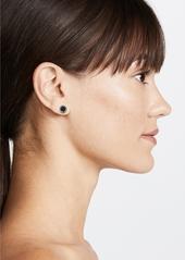 b9dfec6333105 Marc Jacobs Marc Jacobs Enamel Logo Disc Stud Earrings