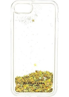 Marc Jacobs Floating Glitter iPhone 7/iPhone 8 Case