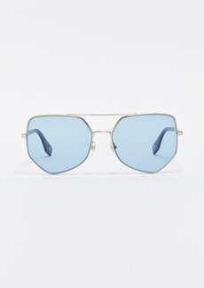 Marc Jacobs Geometric Aviator Sunglasses