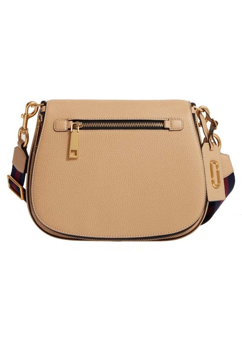 7a6e2cb071 Marc Jacobs MARC JACOBS 'Gotham' Leather Saddle Bag   Handbags