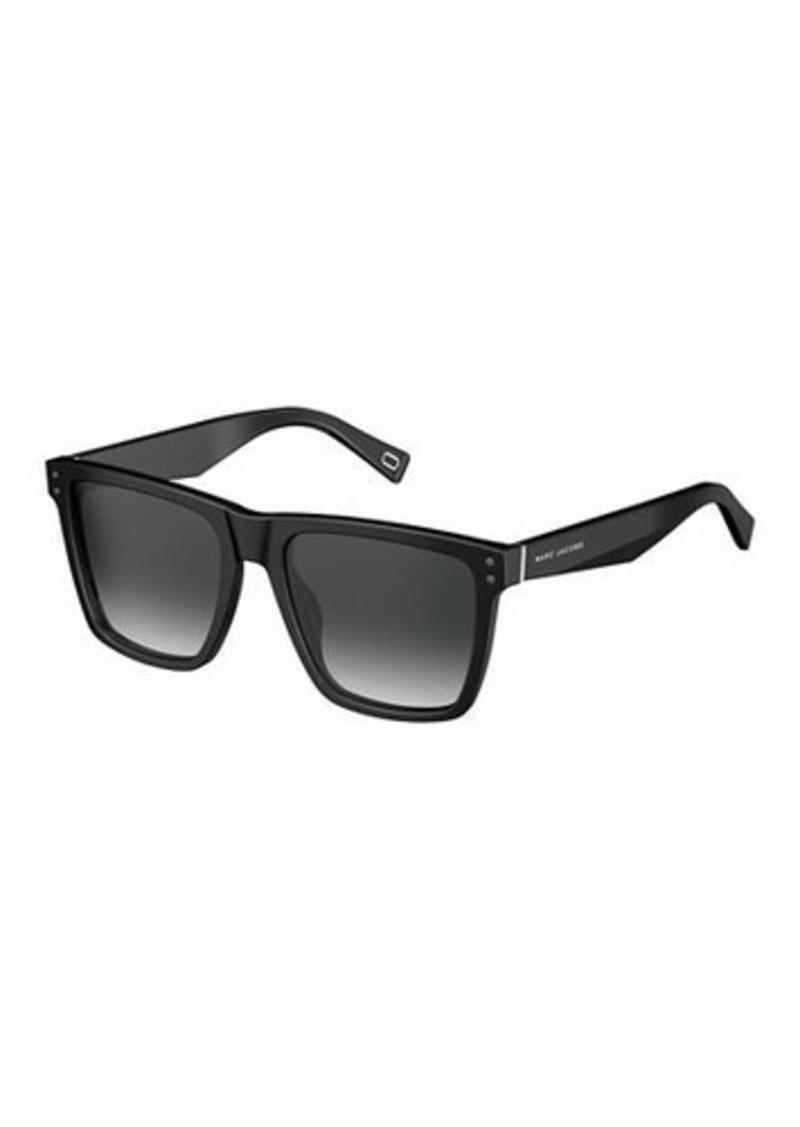83d10d325e Marc Jacobs Marc Jacobs Gradient Square Flat-Top Sunglasses