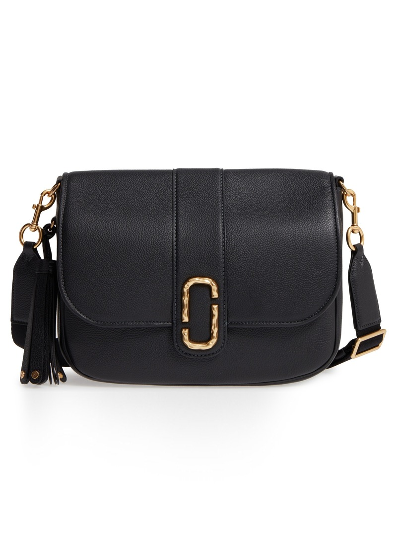 fd785decf99 SALE! Marc Jacobs MARC JACOBS Interlock Leather Crossbody Bag