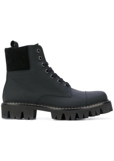 Marc Jacobs lace-up boots