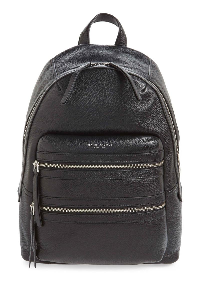 promotion original clients first Large Biker Leather Backpack