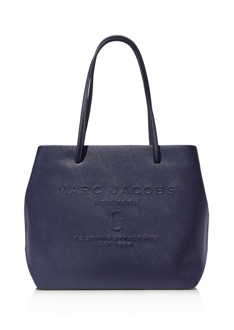 MARC JACOBS Leather East-West Tote