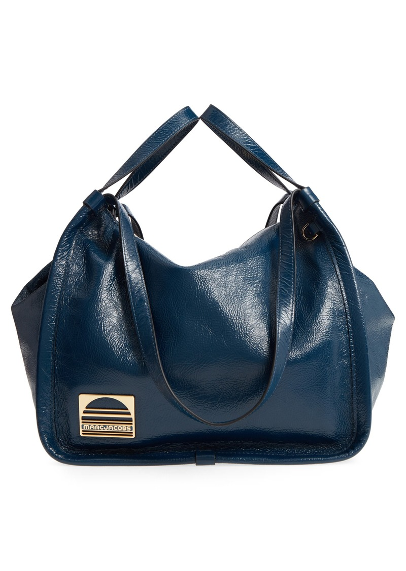 5e035c639b6f Marc Jacobs MARC JACOBS Leather Sport Tote