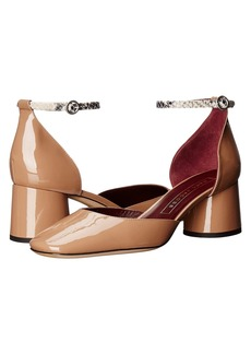 Marc Jacobs Lena Ankle Strap Pump