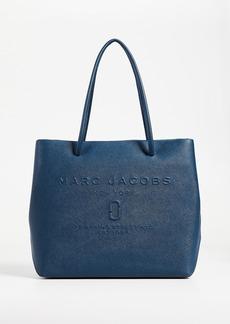 Marc Jacobs Logo Shopper Tote Bag