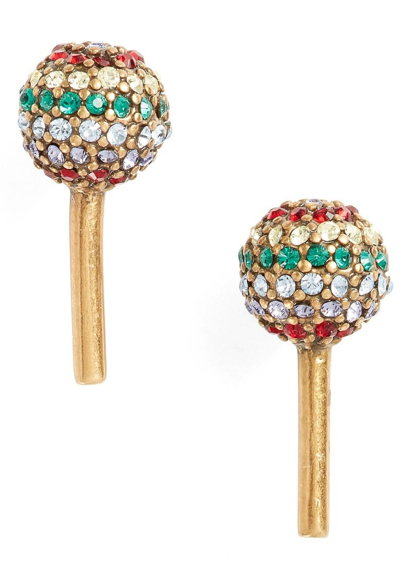 Marc Jacobs Lollipop Stud Earrings