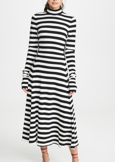 The Marc Jacobs Long Sleeve Dress With Back Tie