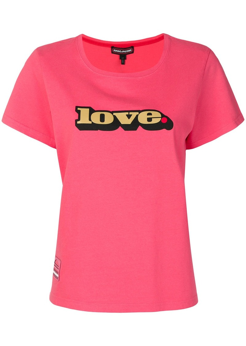 Marc Jacobs Love T-shirt