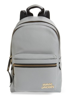 MARC JACOBS Medium Trek Leather Backpack