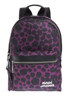 MARC JACOBS Medium Trek Pack Pebbles Backpack