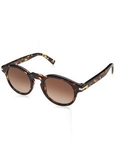 Marc Jacobs Men's MARC184/S Round Sunglasses CRY HVNA