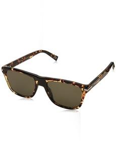 Marc Jacobs Men's Marc185s Rectangular Sunglasses CRY HVNA 54 mm