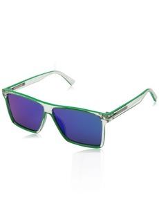 Marc Jacobs Men's Marc222s Rectangular Sunglasses CRY GRNRT 58 mm