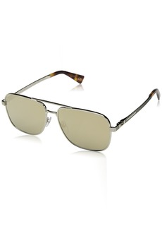 Marc Jacobs Men's Marc241s Square Sunglasses LGH Gold