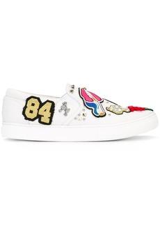 Marc Jacobs Mercer slip-on sneakers - White