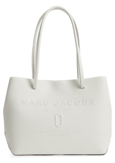 MARC JACOBS Mini Leather Logo Shopper Tote