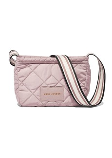 MARC JACOBS Mini Quilted Messenger Bag