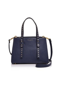 MARC JACOBS Mini T Leather Satchel