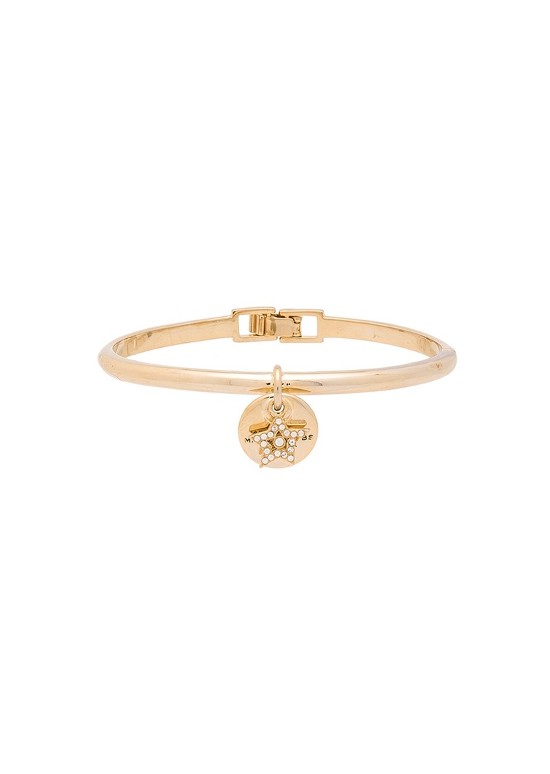 Marc Jacobs MJ Coin Hinge Cuff