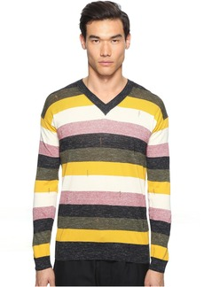 Marc Jacobs Multistripe Sweater