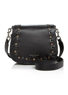 MARC JACOBS Nomad Grommet Small Saddle Bag