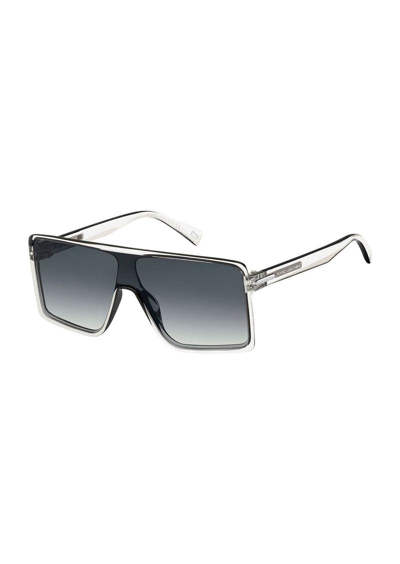 Marc Jacobs Oversized Shield Sunglasses