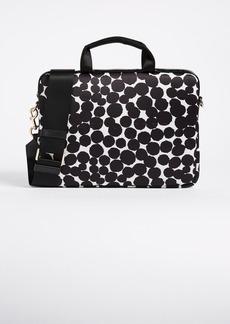 """Marc Jacobs Painted Dots 13 Commuter Case"""""""