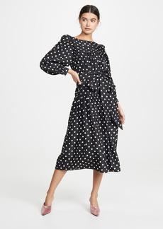 Marc Jacobs Peasant Sleeve Dress