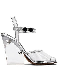 Marc Jacobs Plexiglass Wedge Sandal