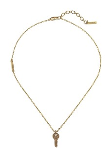 Marc Jacobs Respect Short Key Necklace