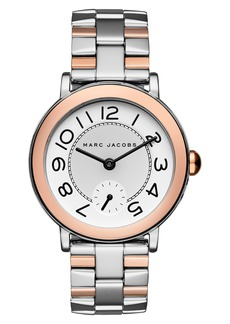 Marc Jacobs Riley Bracelet Watch, 36mm