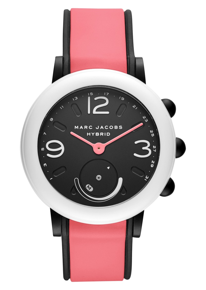 1d2036aa1 Marc Jacobs MARC JACOBS Riley Hybrid Smartwatch