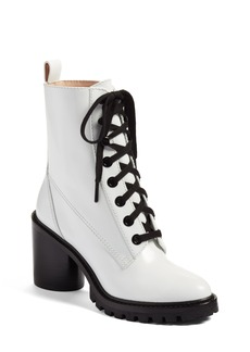 MARC JACOBS Ryder Block Heel Boot (Women)