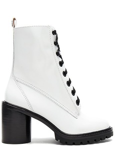 Marc Jacobs Ryder Boot in White. - size 36.5 (also in 39,40)
