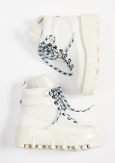Marc Jacobs Shay Wedge Hiking Boots