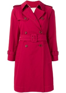 Marc Jacobs Shrunken trench coat - Red