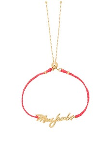 Marc Jacobs Signature Logo Bracelet Set