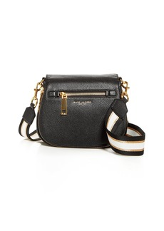 MARC JACOBS Small Nomad Leather Crossbody