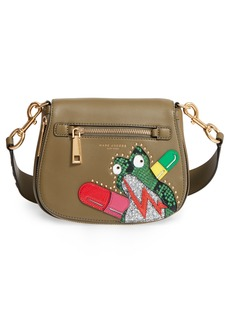 MARC JACOBS Small Nomad Leather Crossbody Bag