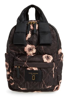 MARC JACOBS Small Violet Vines Knot Backpack
