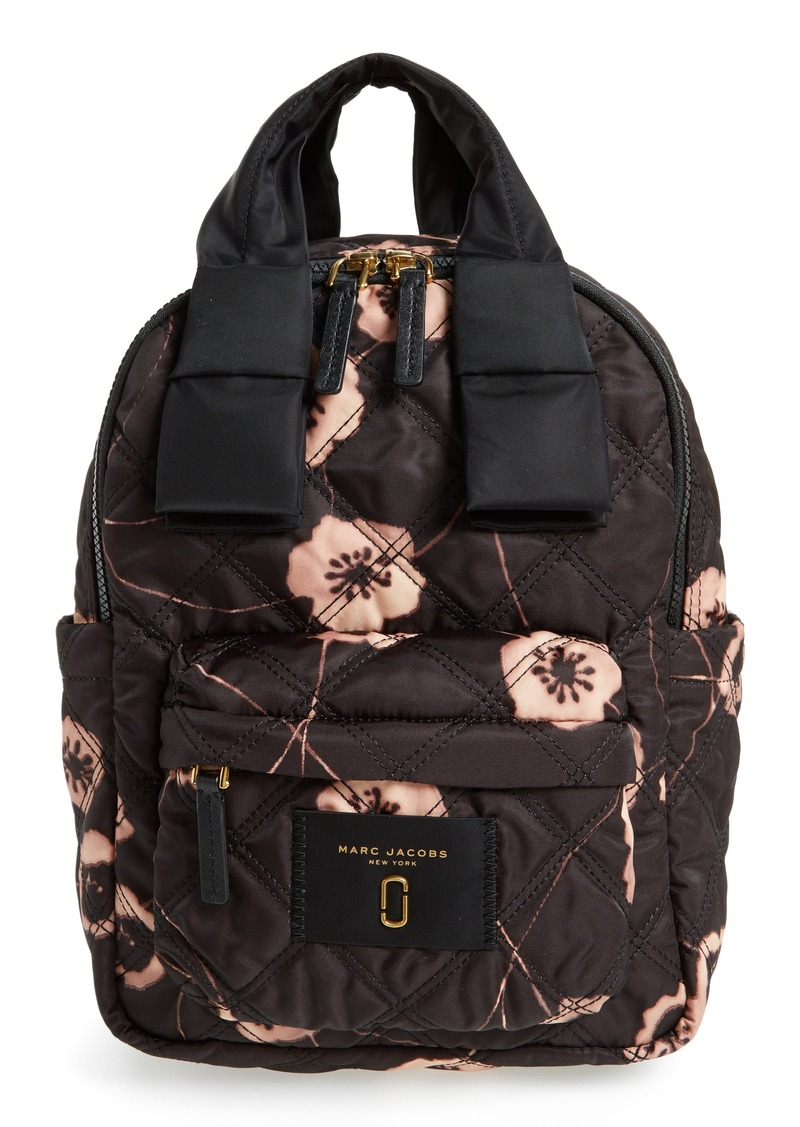 d3d32f04fc Marc Jacobs MARC JACOBS Small Violet Vines Knot Backpack | Handbags