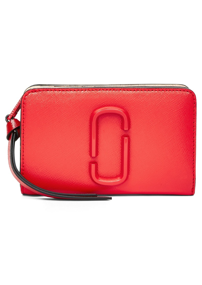 The Marc Jacobs Snapshot Compact Leather Wallet