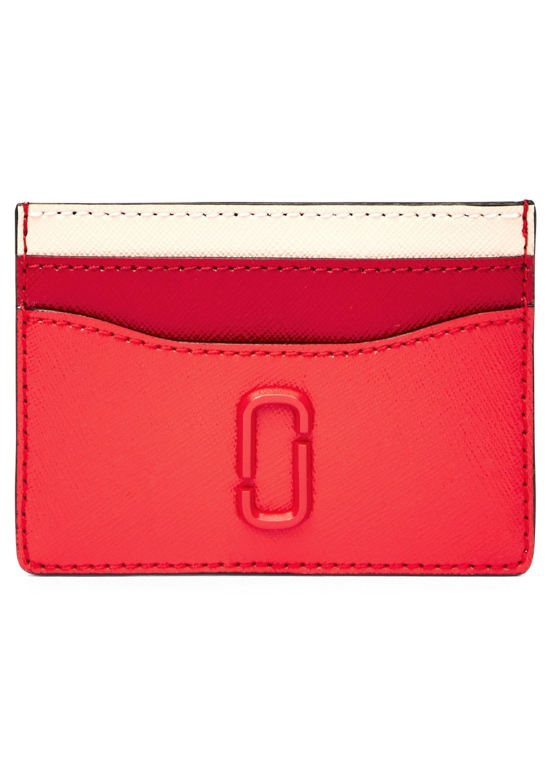 watch bef14 dcfbc Snapshot Leather Card Case