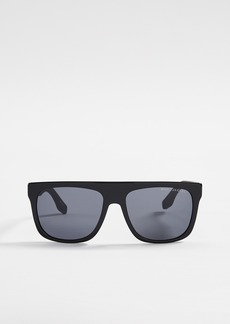 Marc Jacobs Sport Flat Top Sunglasses