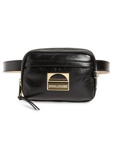 MARC JACOBS Sport Leather Belt Bag