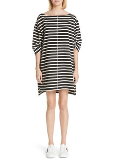 MARC JACOBS Stamped Stripe Dress