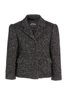 Marc Jacobs Strass-Embellished Tweed Jacket